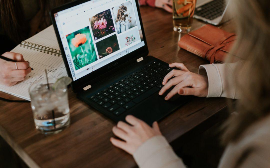 Povinné náležitosti na webu